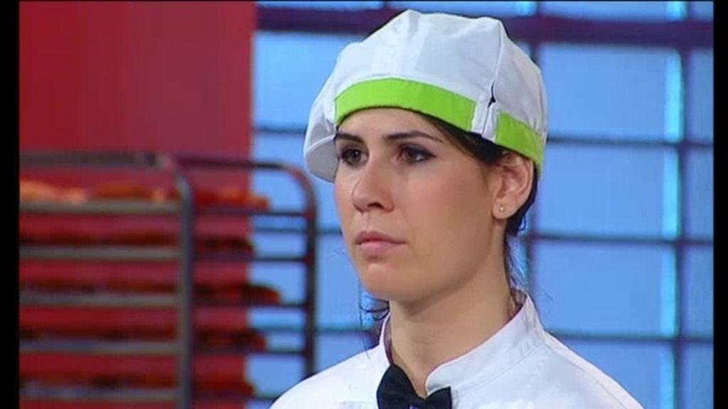 Marta, expulsada del programa