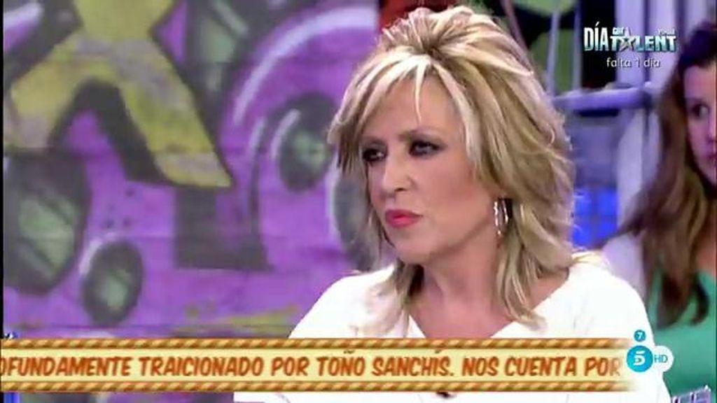 """Lydia Lozano, de Kiko Matamoros: """"¡Que se opere la obsesión que tiene conmigo!"""""""