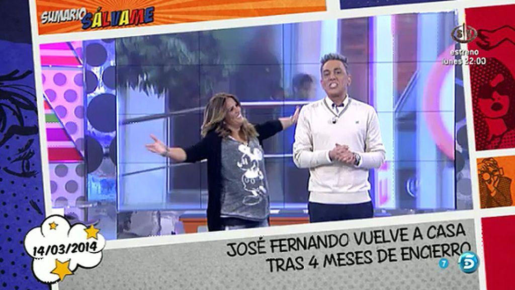 El debut de Marta López en el sumario
