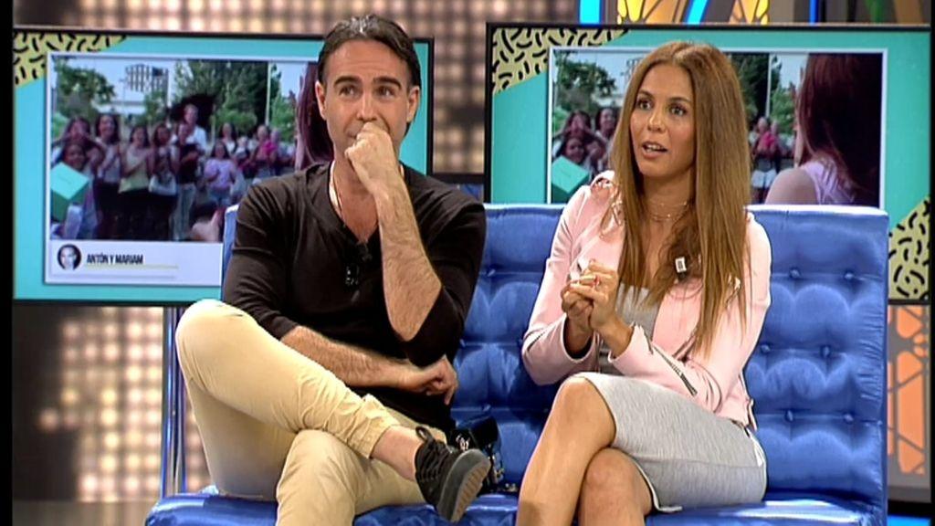 """Antón y Marian: """"Dos meses antes de la boda, nos robaron el anillo de pedida"""""""