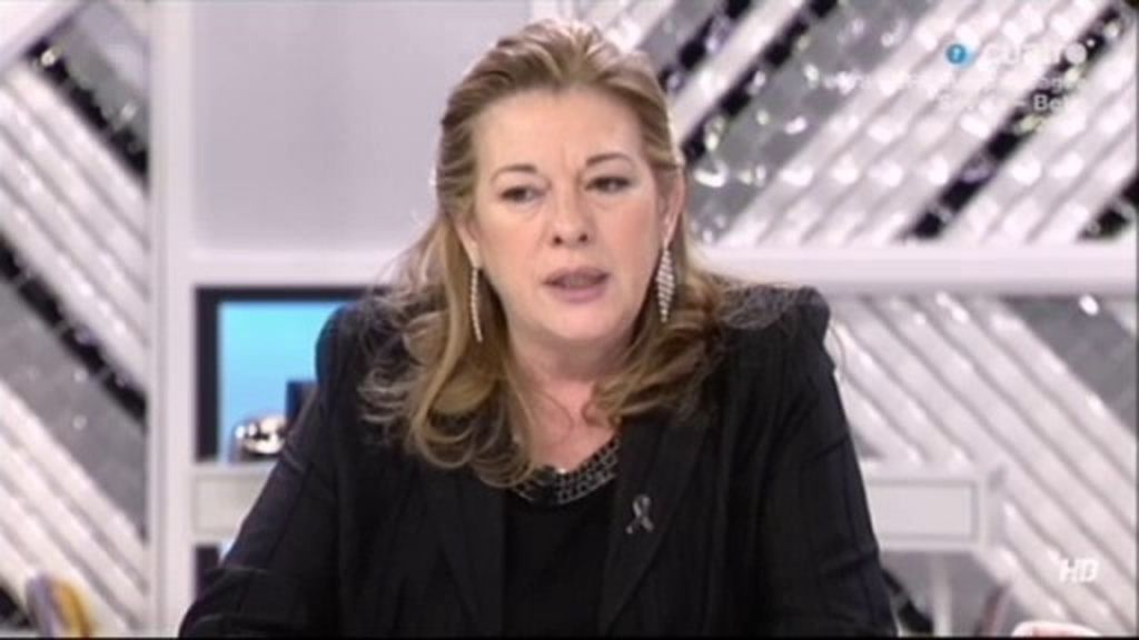"""Pilar Manjón: """"He movido todos los palos para que Zouhier fuese extraditado"""""""