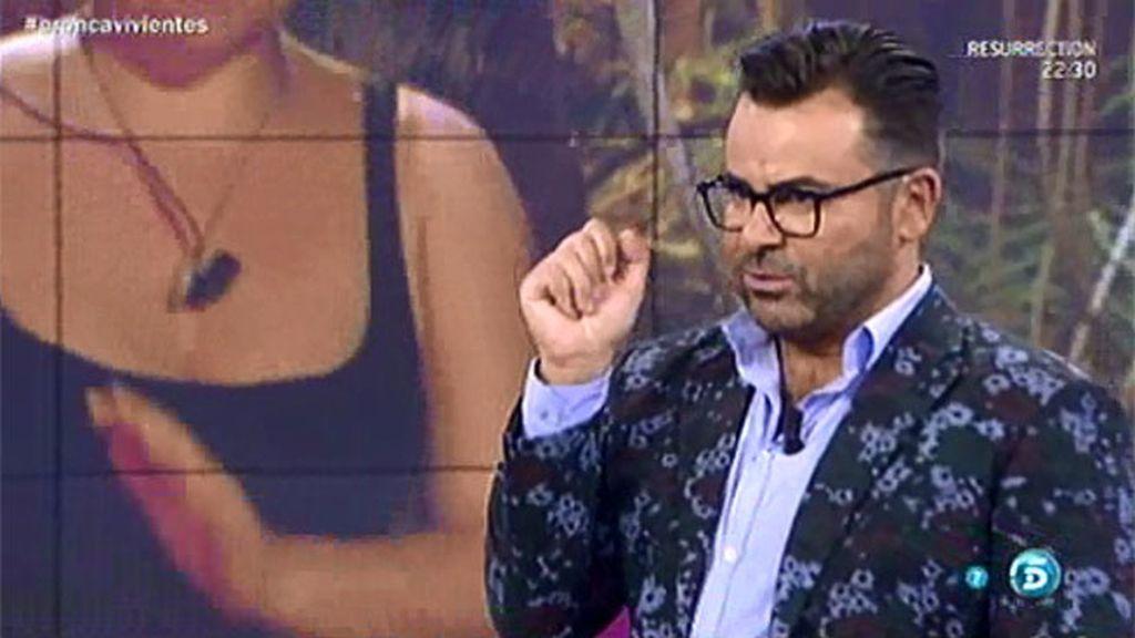 """J.J. cree que Katia Aveiro está """"profundamente enamorada"""" de Abraham"""