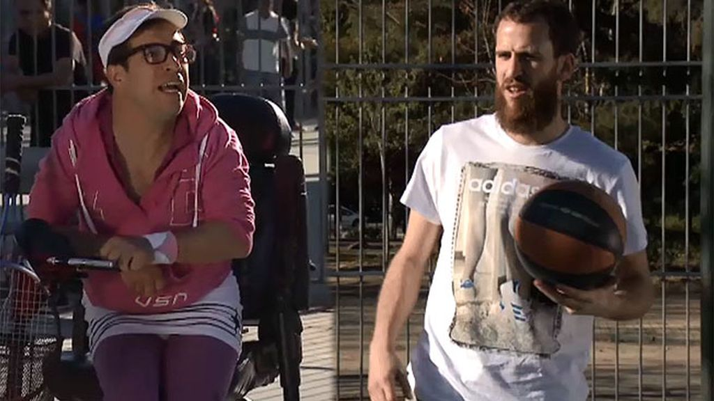 La pachanga de Chacho Rodríguez y El Langui, en 'Taraská TV'