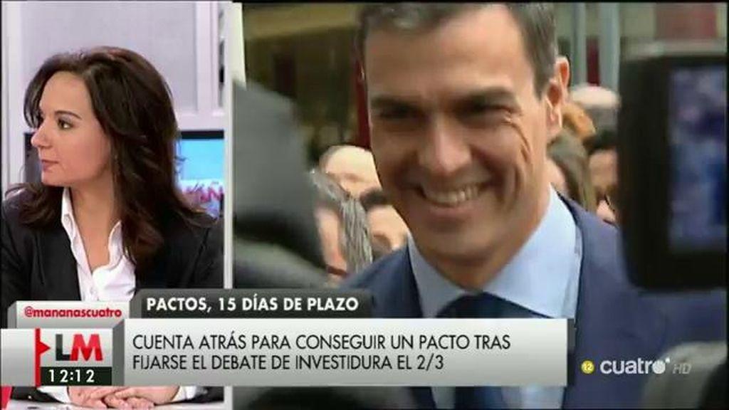 """S. Hernández (PSOE): """"Está en nuestra mano responder a las  expectativas de la ciudadanía"""""""