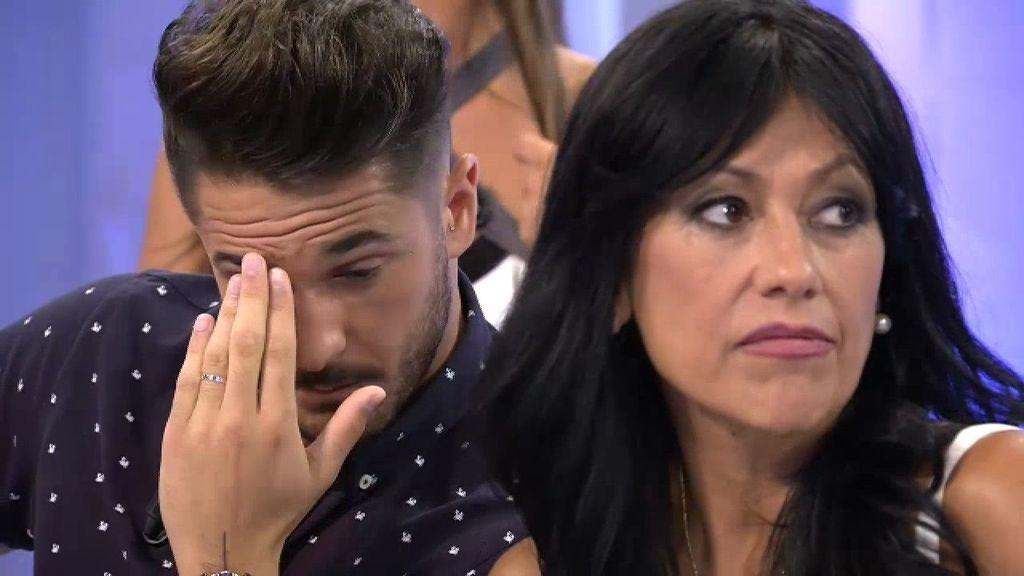 """Hugo, a Sofía: """"Si sigues así, conmigo no vas a estar"""""""