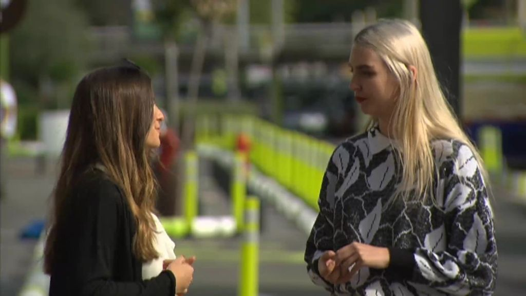 """Isabella y Aitana critican a Paula Moya: """"Es un poco mala"""""""