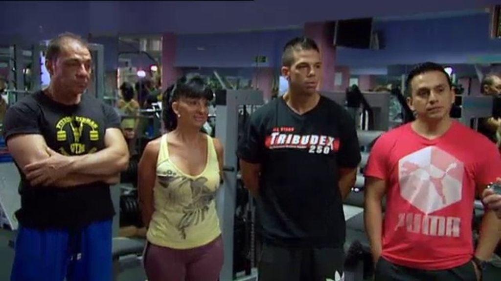 El reto: Convencer a 21 (de 30) personas para que se queden en el gimnasio