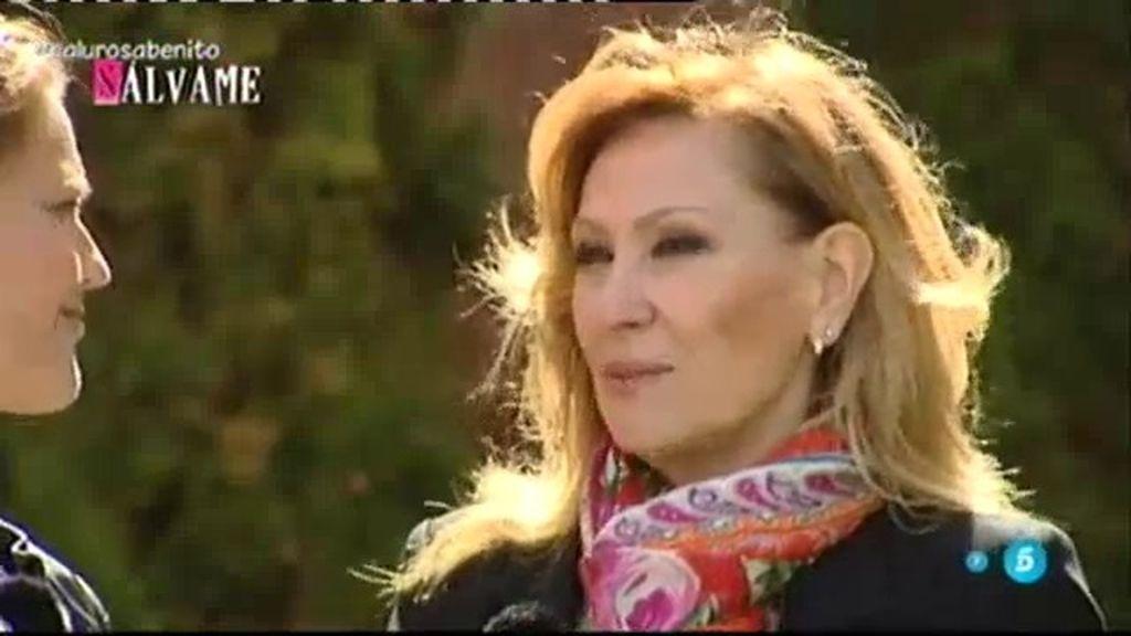 "Rosa, a Cristina Soria: ""Me quiero quitar esa mentalidad antigua que tengo"""