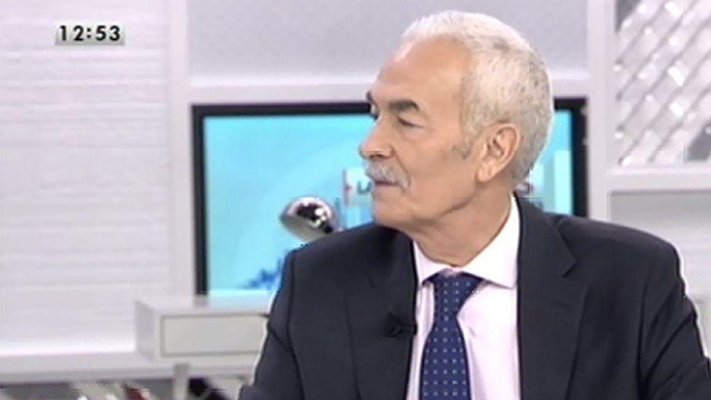 """Juan Ignacio Crespo, economista: """"Nos quedan tres o cuatro años de crisis"""""""