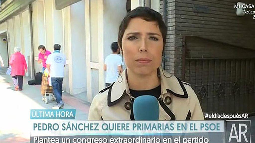 Sánchez, ¿dispuesto a convocar el 39 Congreso socialista antes de diciembre?