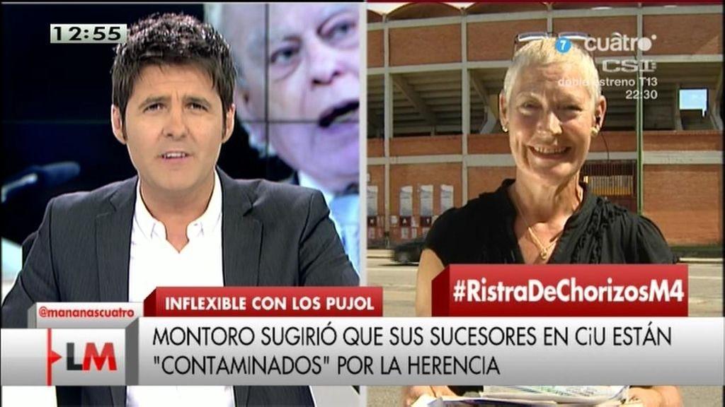 """Ascensión: """"Méndez Pozo es el verdadero Alcalde de Burgos"""""""