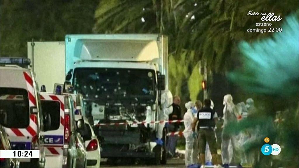 La policía francesa descubre la identidad del autor de la masacre de Niza