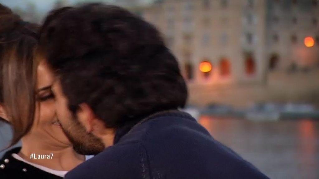 Laura le hace la cobra a Bruno y le deja sin su esperado beso de amor
