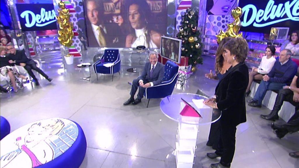 Arturo Fernández comienza el nuevo año sometiéndose a un falso polígrafo