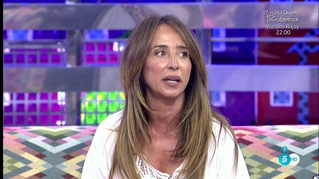 """María Patiño, sobre Jesús Quintero: """"A mí no me extraña nada lo que ha ocurrido"""""""