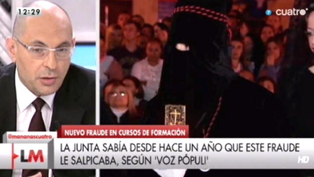 """E.Silva, del indulto: """"La administración no debe actuar en función de criterios religiosos"""""""