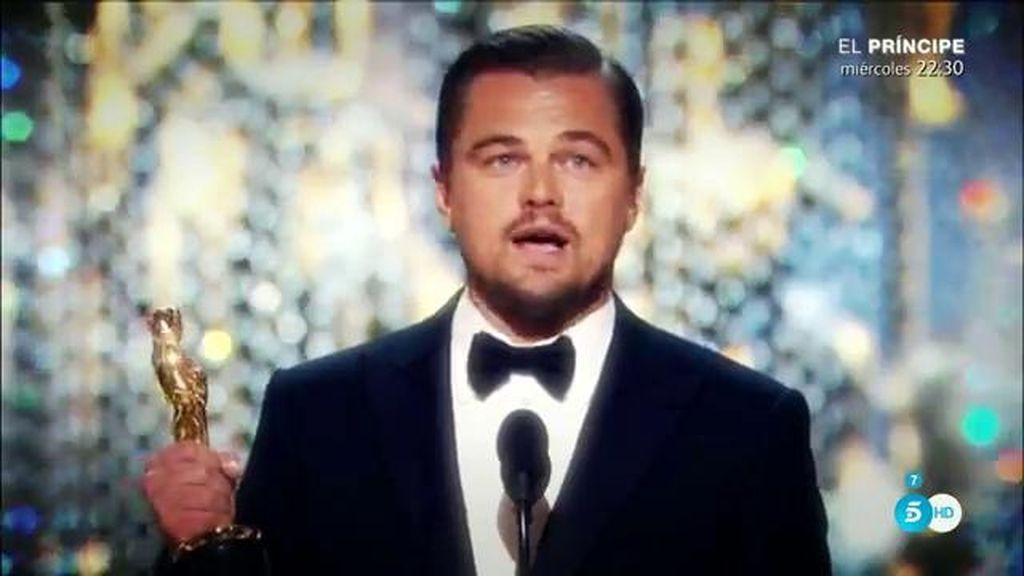 El oscar de Leonardo Dicaprio y los estilismos de la gala de 'Los Oscars'