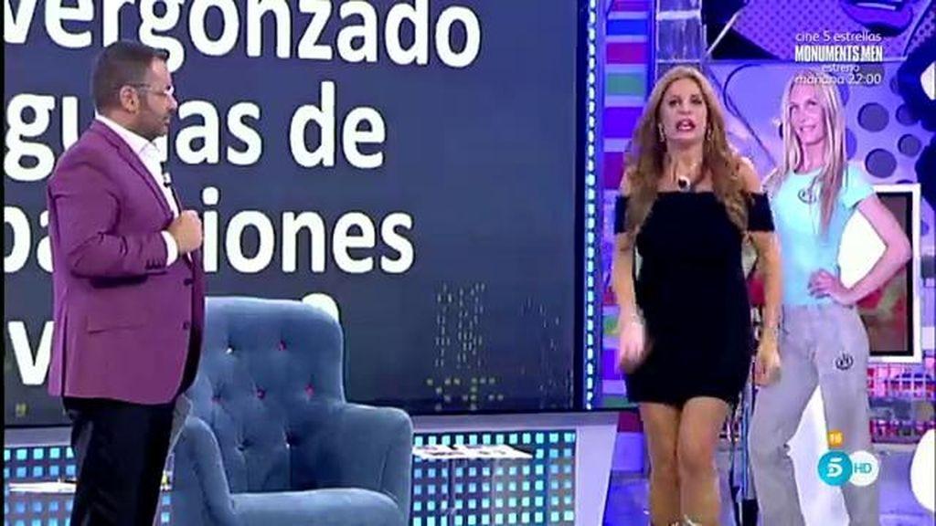 """Sonia Monroy: """"Yo creé a Yola Berrocal, hice el monstruo, fui yo"""""""