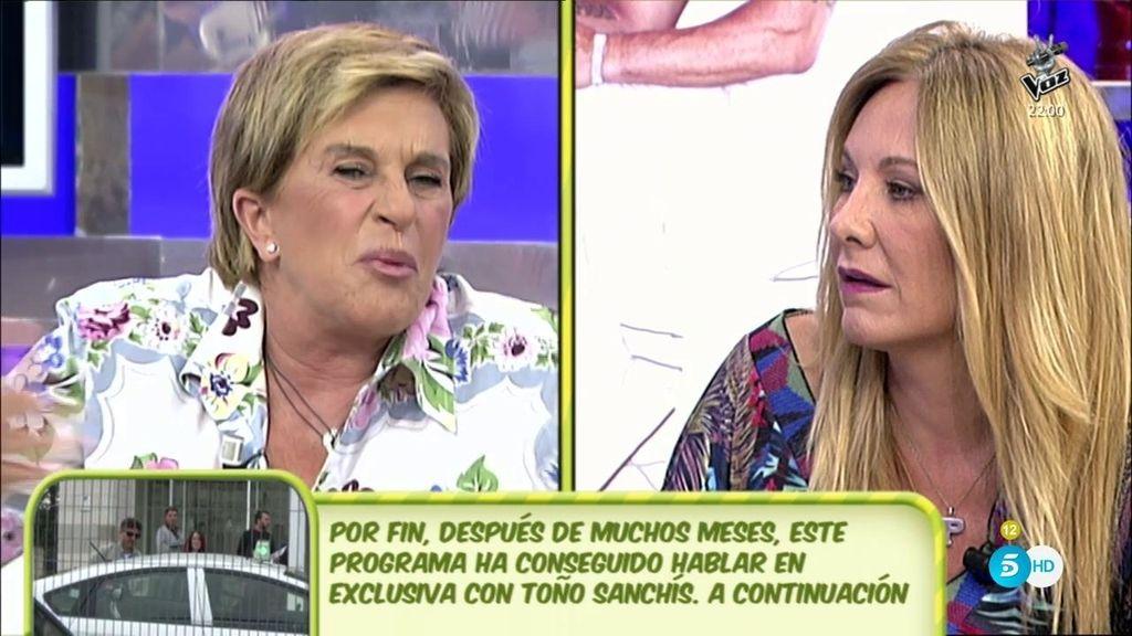 """Chelo, a Ro tras haber grabado juntas 'Diario Che' y 'Bé': """"Me sentí agobiada por Belén"""""""