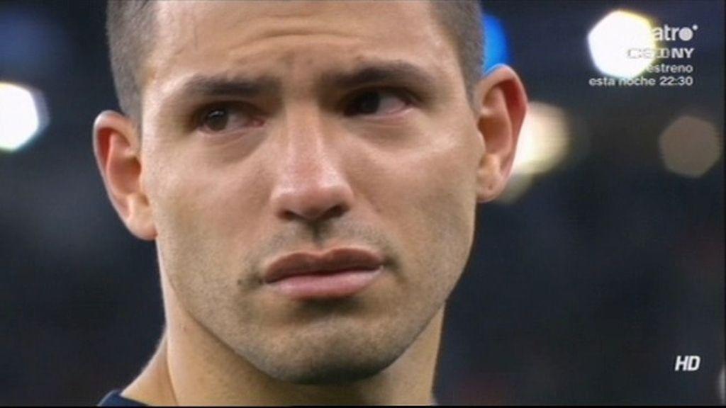 La cara de la derrota de Argentina