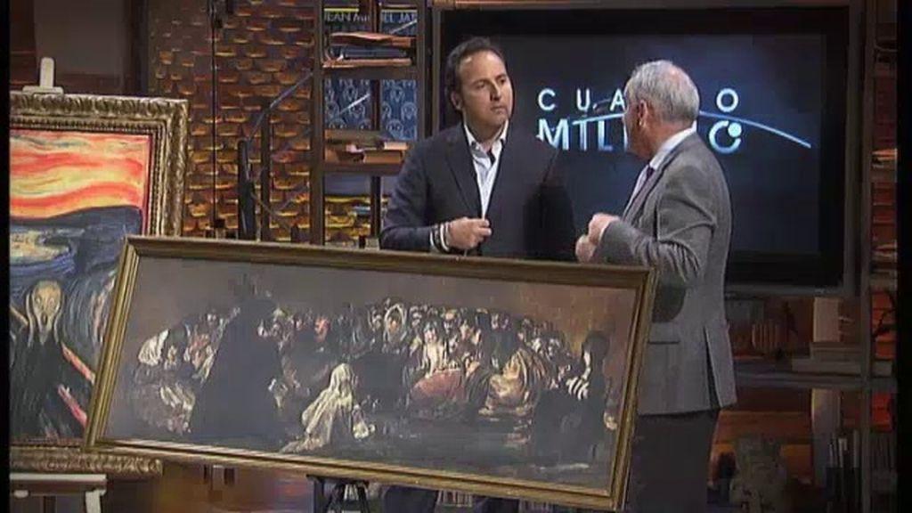 El Bosco, Goya, Munch… analizados bajo la mirada de un psiquiatra