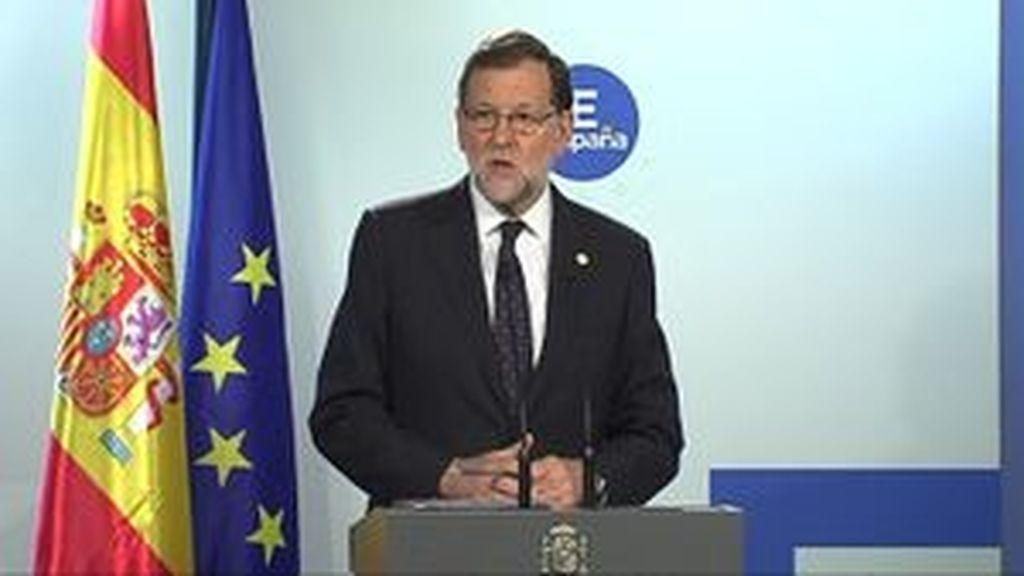 Rajoy empezará este jueves a hablar con las fuerzas políticas de cara a su investidura