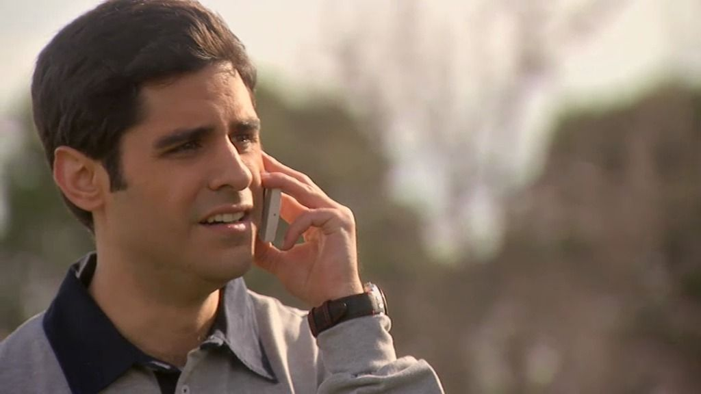 "Rodrigo sigue agobiando a Irene: ""¿Dónde estás?, ¿vas a volver pronto?"""