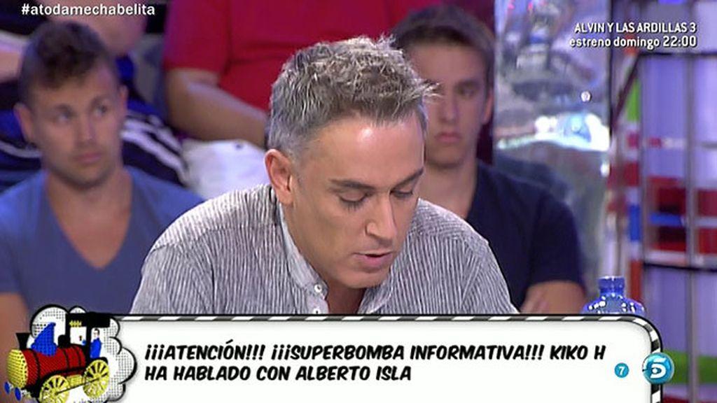 """Alberto Isla: """"No me voy a arrastrar más, ahora estoy dispuesto a hacer mi vida"""""""