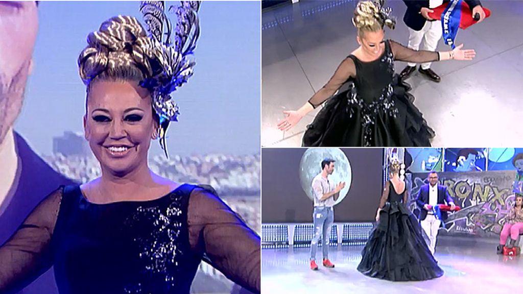Belén Esteban, la reina del carnaval de 'Sálvame'