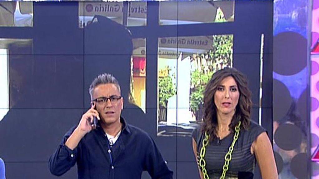 """Kiko Hernández, a María: """"María Luisa ha dicho que no te conoce de nada"""""""