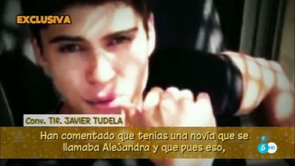 """J. Tudela: """"No llamé a Alejandra para romper con ella porque iba a entrar en 'GH VIP"""""""