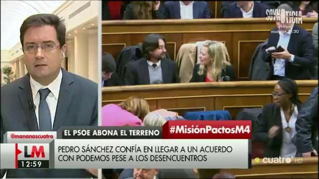 La entrevista con Óscar López, a la carta