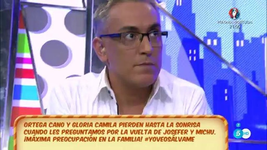 """Kiko Hernández: """"La situación de José Fernando es alarmante"""""""