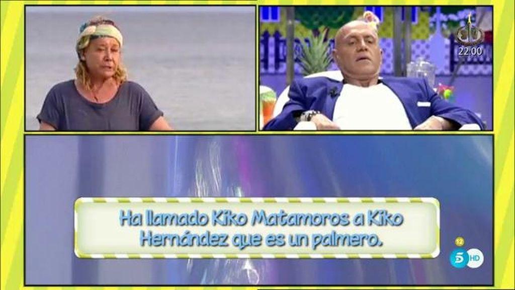 """Kiko M., sobre M. Ximénez en 'SV': """"Creo que hay exceso de exposición y sobreactuación"""""""