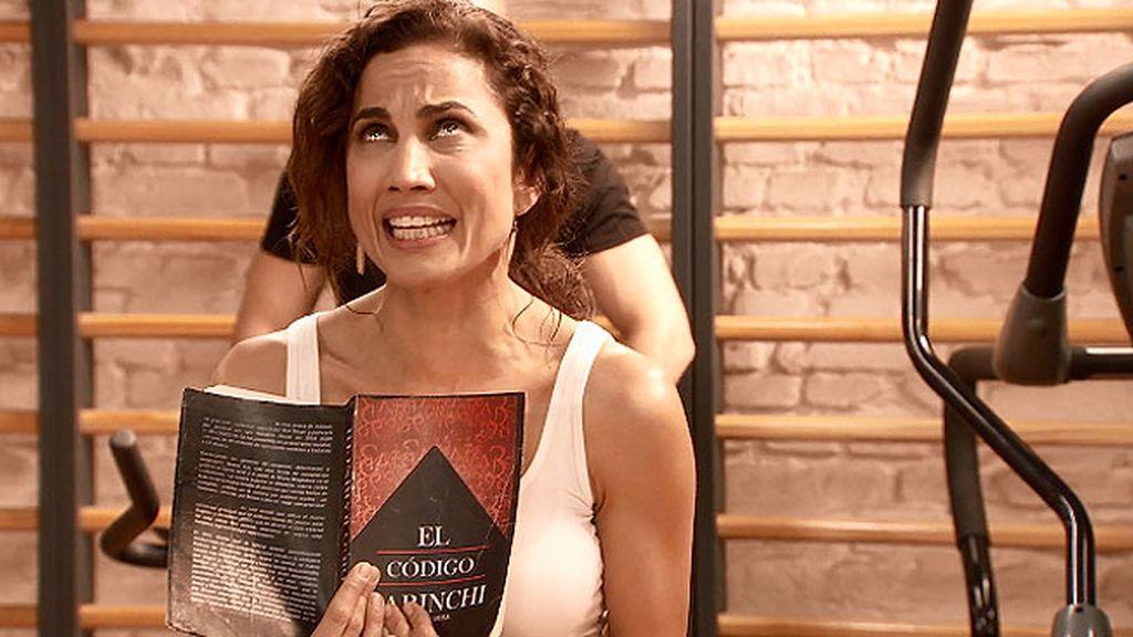 ¿Quién me ha robado el libro?