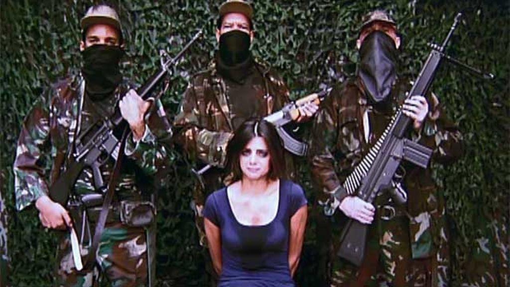 Lola, secuestrada por las FARC