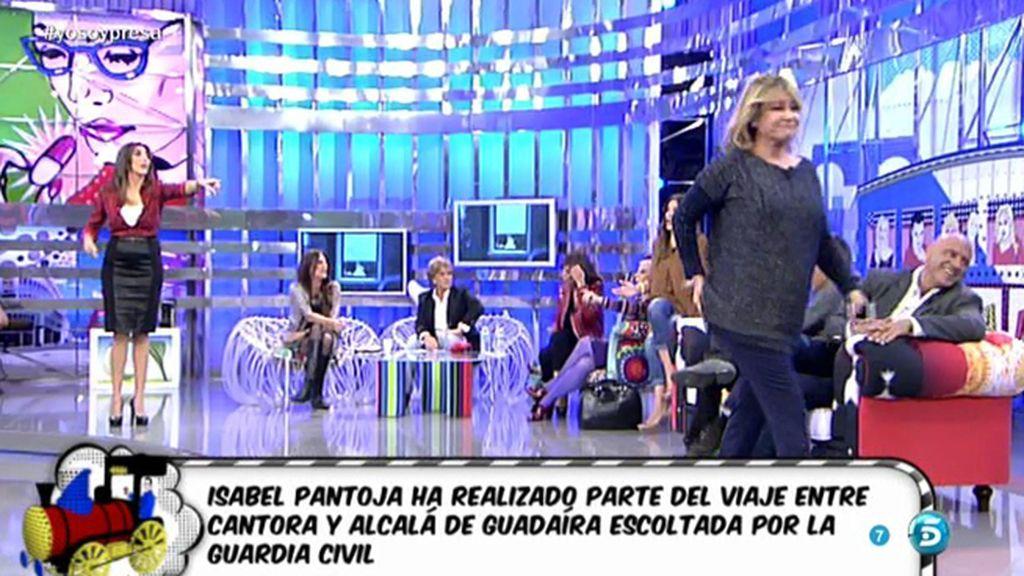 """Mila: """"A los críticos de Pantoja nos queda un calvario mayor, nos hacen responsables"""""""