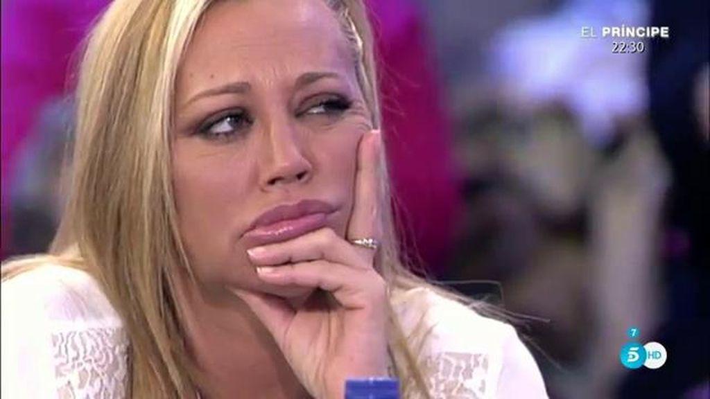 """Belén Esteban, a Hormigos: """"No tengo celos de nadie, para ti Toño Sanchís"""""""