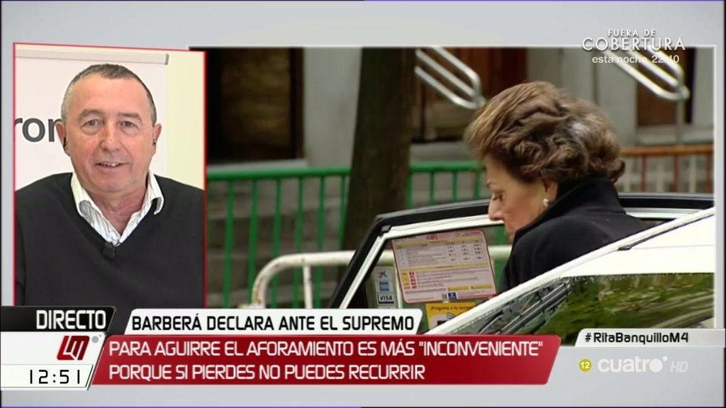 """Joan Baldoví: """"El PP ha sido muy blando a la hora de tocar a Rita Barberá"""""""