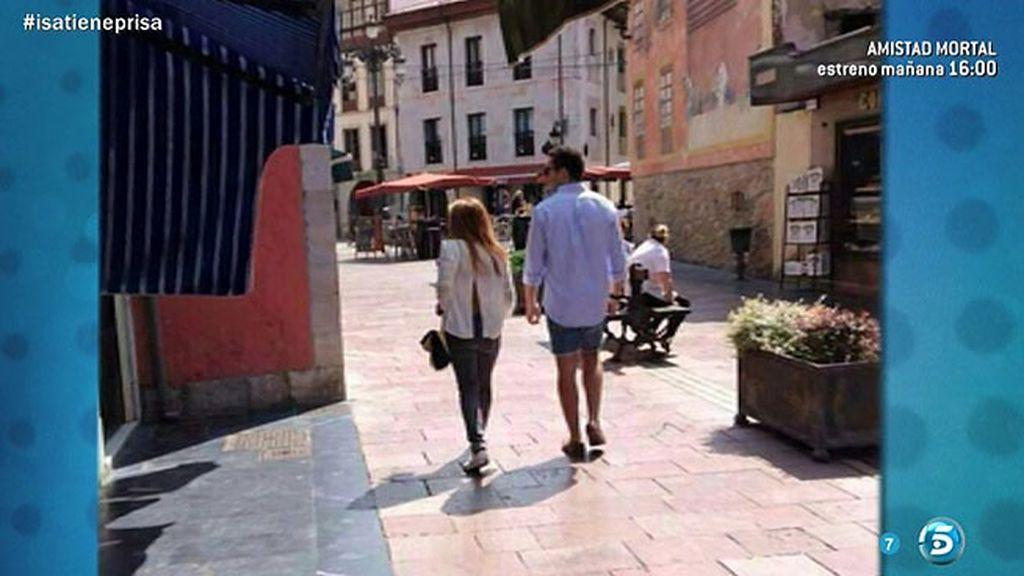 Chabelita y Alberto Isla se escapan a Asturias