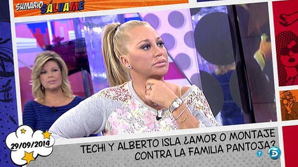 """Belén Esteban: """"Isabel Pantoja está fatal"""""""
