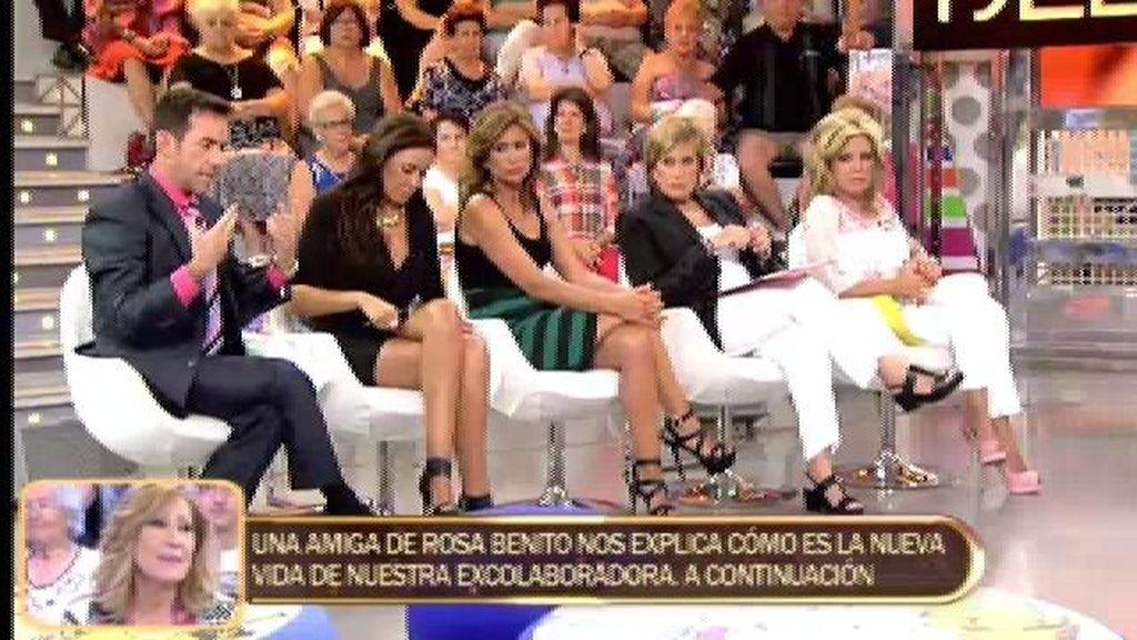 """Lola Herrera: """"Soy una mujer de izquierdas porque soy hija de un obrero y trabajadora"""""""