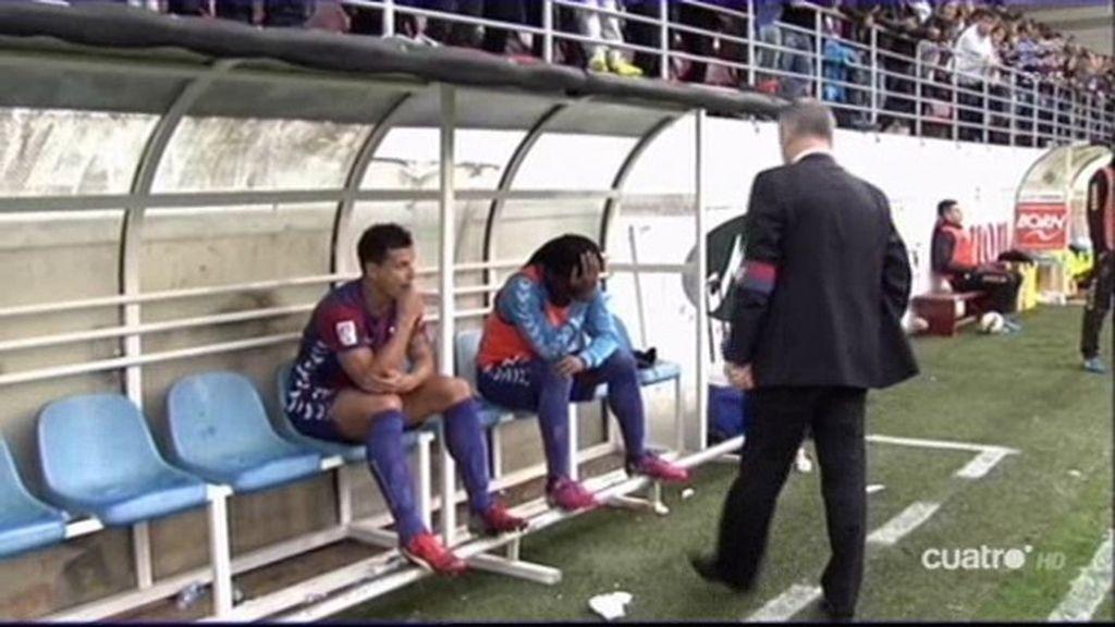 Desconfianza en Eibar tras el 'sospechoso' empate entre Barcelona y Deportivo