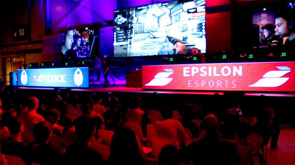 Así se vive la emoción de los partidos de eSports en Madrid Games Week