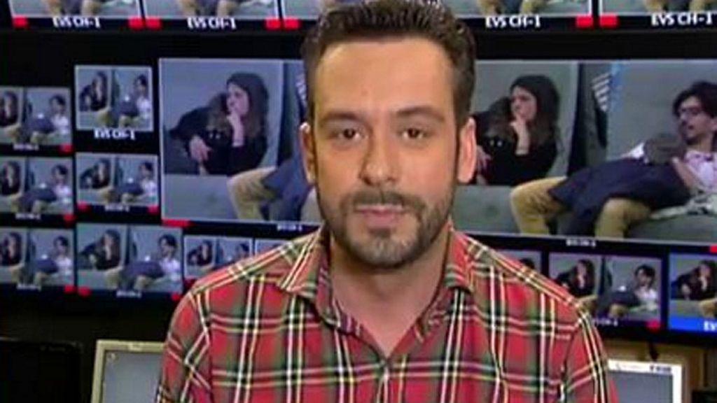 """Kike Calleja: """"Carlos Lozano dice que Rosa Benito se dedicó a escuchar tras las puertas y tergiversar las cosas"""""""