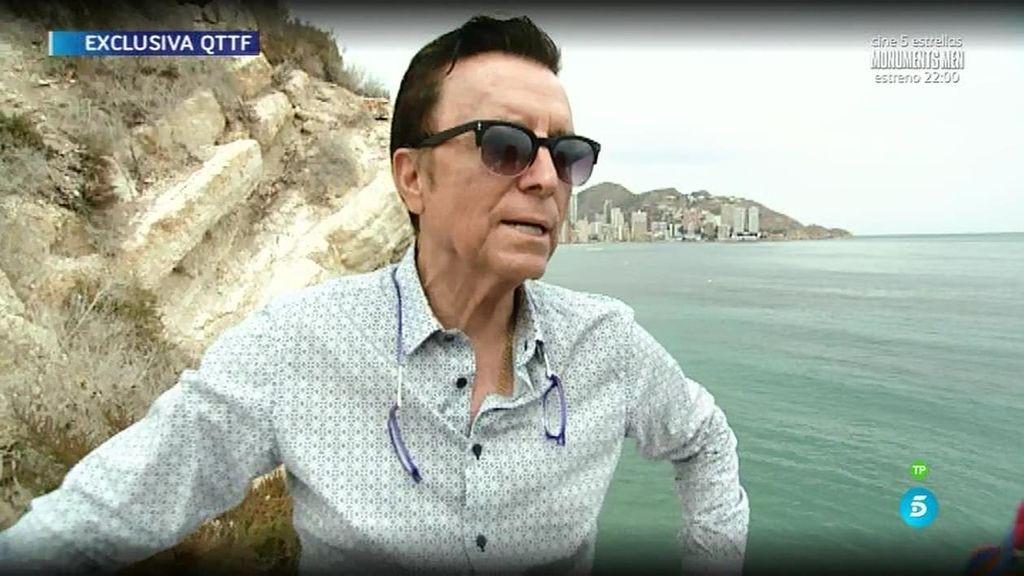 """José Ortega Cano: """"Ahora soy totalmente feliz, creo que es algo que se nota"""""""