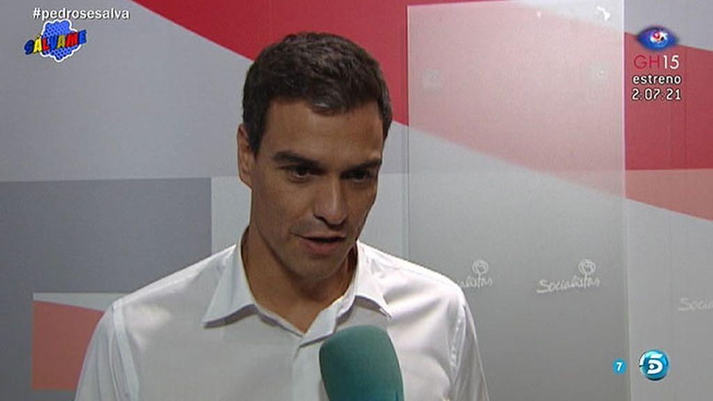 Las repercusiones de la llamada de Pedro Sánchez a Jorge Javier Vázquez