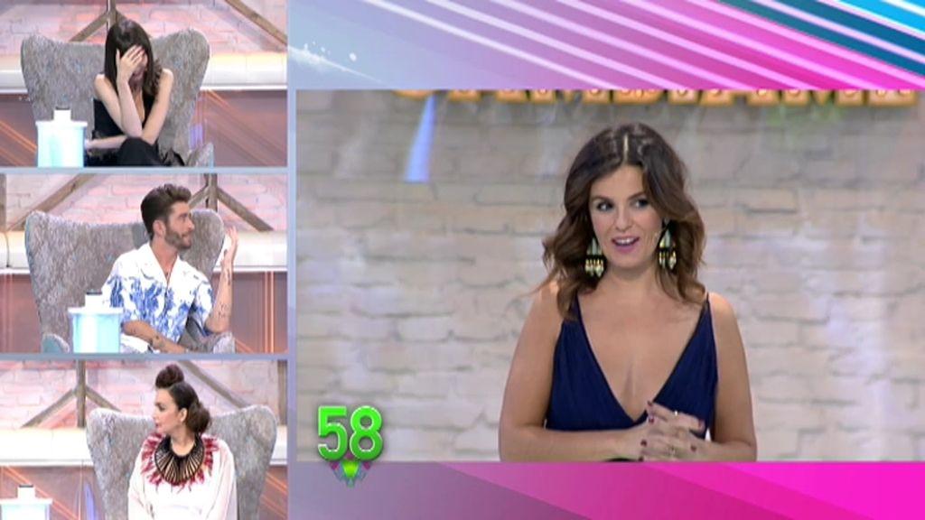 Marta Torné se sube a la pasarela de 'Cámbiame' por sorpresa