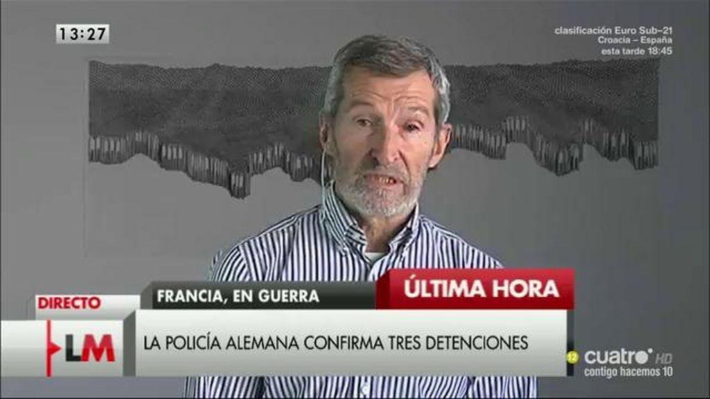 La entrevista con José Julio Rodríguez en 'Las Mañanas de Cuatro', a la carta