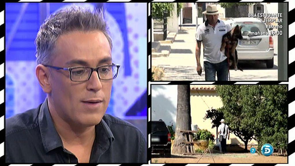 Amador Mohedano podría quedarse sin trabajo, según Kiko Hernández